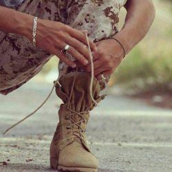 مردی که ۱۴ سال خدمت سربازی اش طول کشید 😀 + عکس