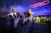 گزارش کامل مراسم افتتاحیه المپیک لندن