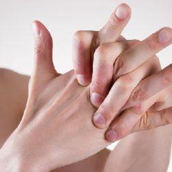 عوارض شکستن قولنج انگشتان دست