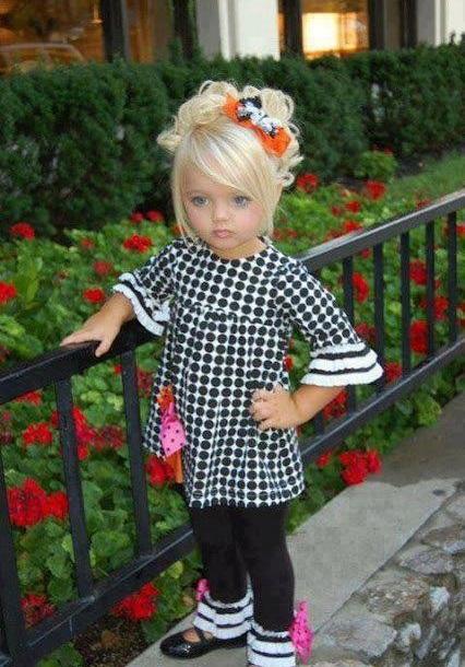زیباترین دختر زیر 7 سال از نظر گوگل