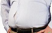 روشی برای لاغر کردن شکم و پهلو