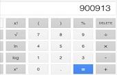 ماشین حساب گوگل راه اندازی شد