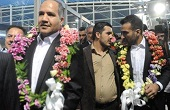 آزادی مهندس ربوده شده ایرانی در سوریه