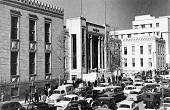 ترافیک ۶۰ سال قبل خیابان فردوسی + عکس