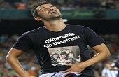 شعارهای جالب روی پیراهن بازیکنان / عکس