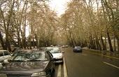 اسامی خیابانهای دارای ممنوعیت تردد برای اجلاس عدم تعهد