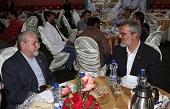 وقتی سوریان با شهرام جزایری چایی میخورند