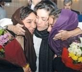 شهرزاد میرقلیخان به ایران بازگشت + عکس