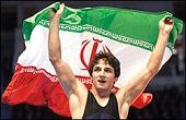 مدال طلای تاریخی حمید سوریان + عکس