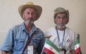 سفر دو تاجیک با پای پیاده به شیراز