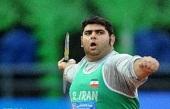 سومین مدال طلای ایران در پاراالمپیک لندن