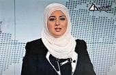 اولین مجری با حجاب تلویزیون مصر/ عکس