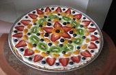 پیتزای میوه