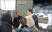 کمکهای علی دایی به زلزله زدگان در روز تاسوعا/عکس