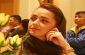ترانه علیدوستی در جشنوارهی ویتنام / تصاویر