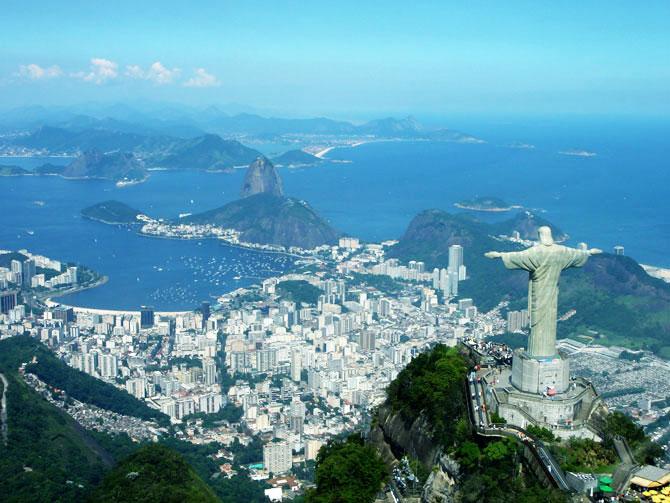 brazil 5 عکس های بسیار زیبا از کشور برزیل