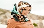 مدل روسری مجلسی سال ۹۲