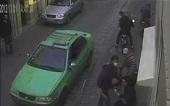 زورگیری چهار موتورسوار با قمه در تهران /عکس