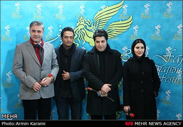 1 142903 604 مراسم افتتاحیه جشنواره فیلم فجر/تصاویر