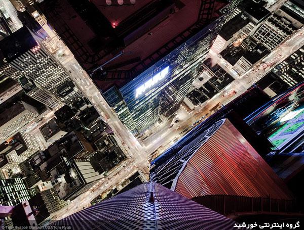 Photograph skyscraper 7 عکاسی از بالای بلندترین آسمان خراش های جهان