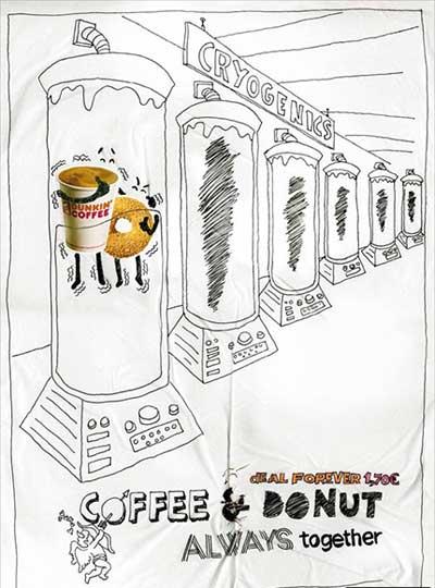 co1829 پوسترهای تبلیغاتی شگفت انگیز با ایده های منحصر به فرد
