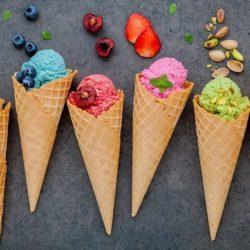 تاریخچه بستنی