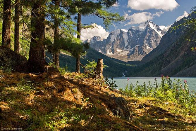 stunning mountains 1 کوه های زیبا و دیدنی در سراسر جهان