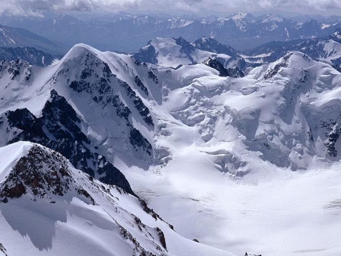 stunning mountains 10 کوه های زیبا و دیدنی در سراسر جهان