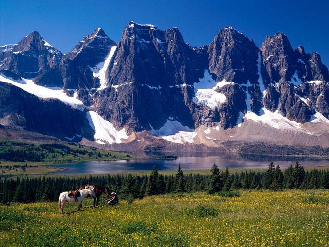 stunning mountains 16 کوه های زیبا و دیدنی در سراسر جهان