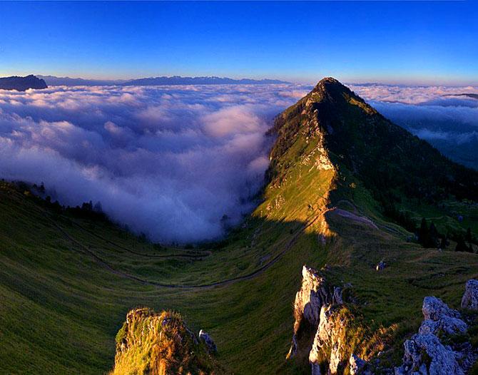 stunning mountains 19 کوه های زیبا و دیدنی در سراسر جهان