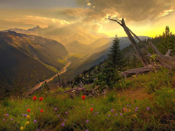 stunning mountains 7 کوه های زیبا و دیدنی در سراسر جهان