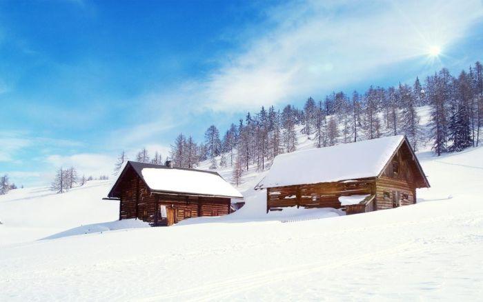 winter 02 چشم اندازهای زیبا از زمستان