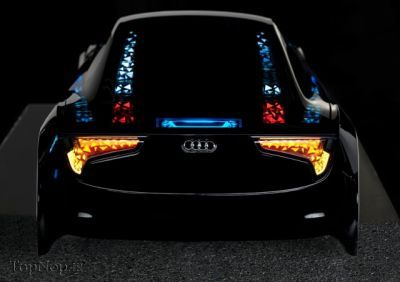 xj4OmlMaPb نسل اینده چراغ های اتومبیل