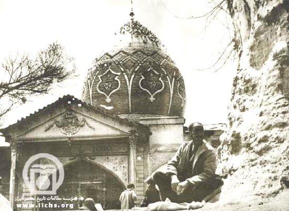 تجریش و میدان تجریش در زمان قدیم/عکس, جدید 1400 -گهر