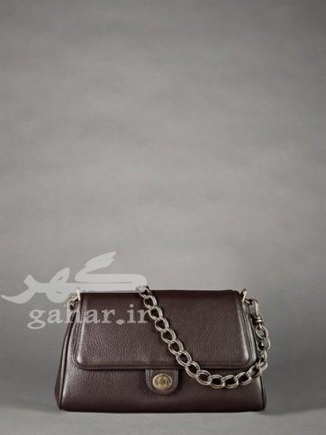 Donna Karan handbags brown colors img 1 362x483 مدل کیف زنانه 2013