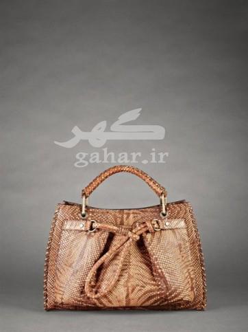 Donna Karan handbags cute brown with robe img 9 362x483 مدل کیف زنانه 2013