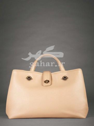 Donna Karan handbags soft brown img 6 362x483 مدل کیف زنانه 2013