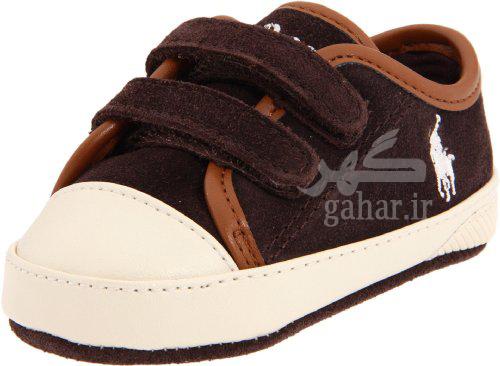 مدل کفش بچه گانه 2013 · جدید 96 -گهر... classic Ralph Lauren Baby Shoes image2 مدل کفش بچه گانه 2013 ...