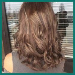 بدون دکلره رنگ موی تیره را به پایه روشن درآوردید