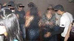 فرار مجری معروف از عروسی مختلط/عکس