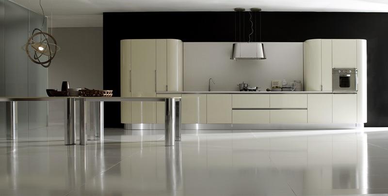 modern kitchen cabinets Volare 1 مدل کابینت و طراحی داخلی آشپزخانه 2013