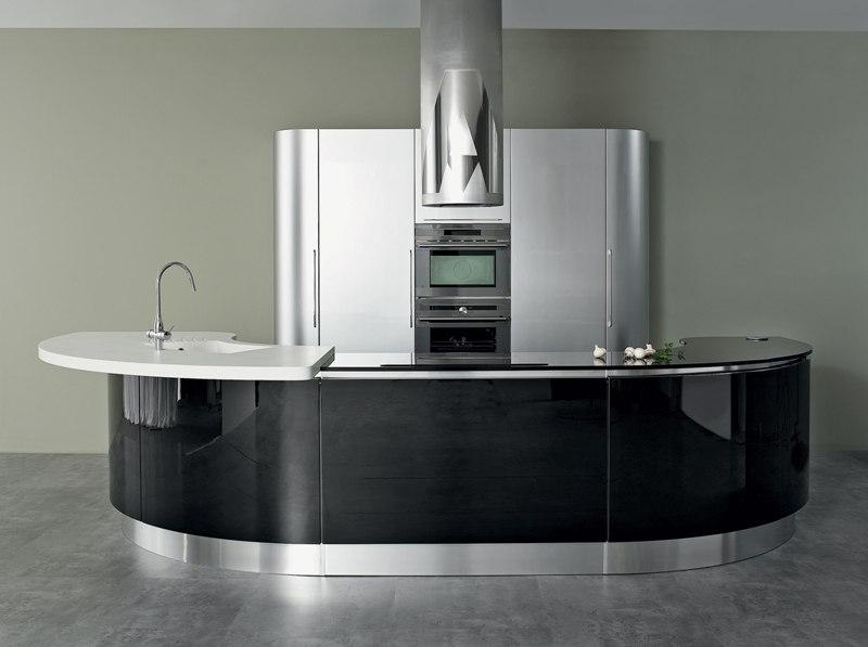 modern kitchen cabinets Volare 11 مدل کابینت و طراحی داخلی آشپزخانه 2013