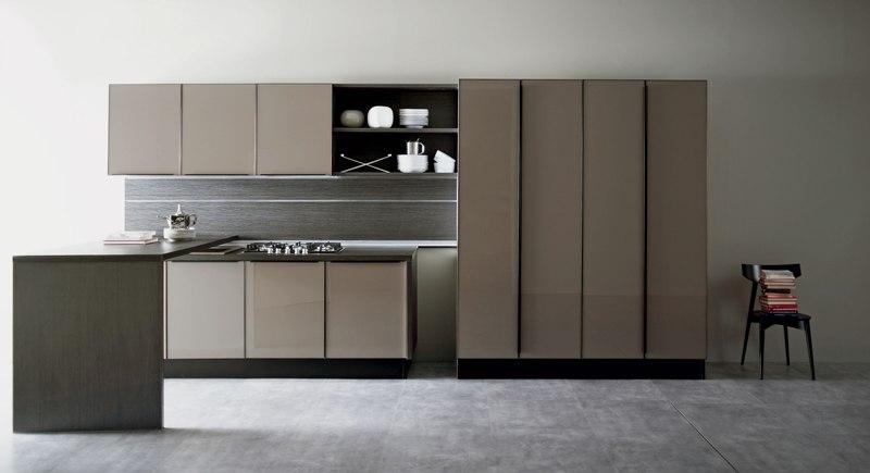 modern kitchen cabinets Volare 15 مدل کابینت و طراحی داخلی آشپزخانه 2013