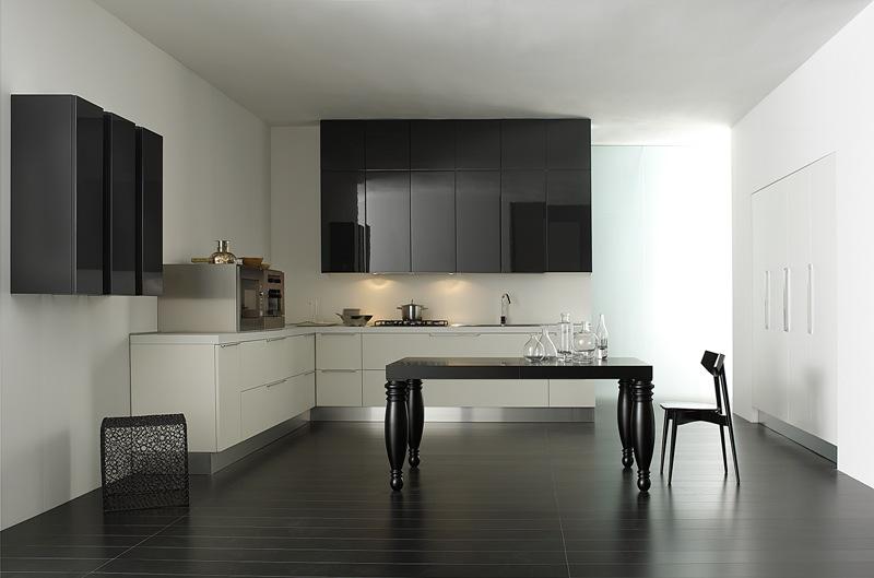 modern kitchen cabinets Volare 2 مدل کابینت و طراحی داخلی آشپزخانه 2013