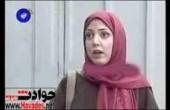 سالومه،مجری شبکه من و تو در یک سریال ایرانی/عکس