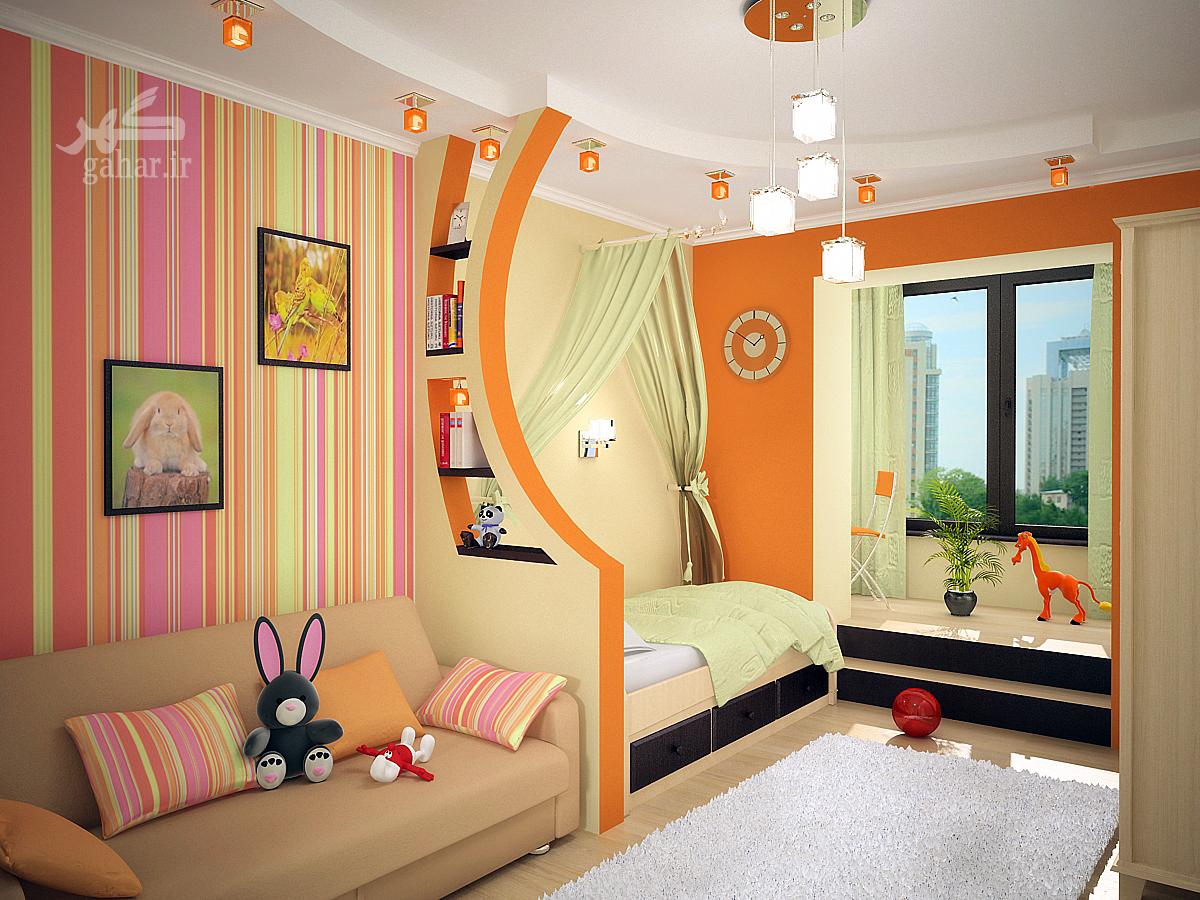 Дизайн интерьер детской комнаты для двух девочек