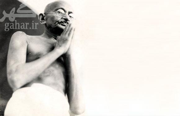 today80961 عکس هایی نادر از مهاتما گاندی