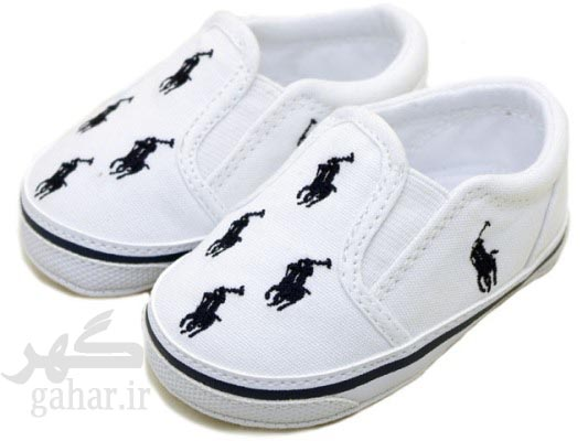 white polo Ralph Lauren Baby Shoes for christmas image6 مدل کفش بچه گانه 2013