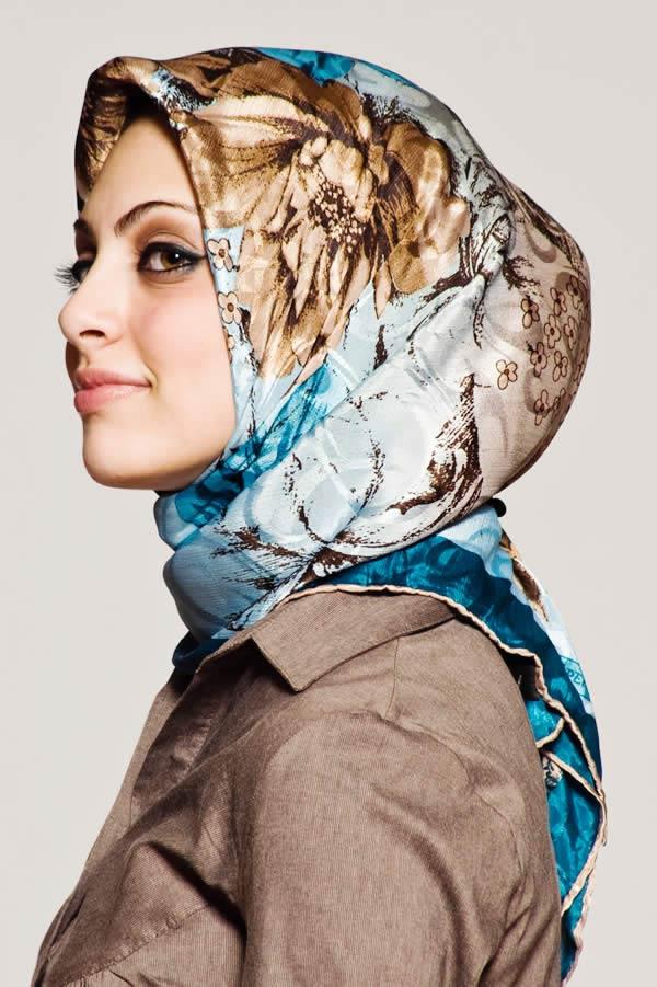 14140 42 مدل جدید شال و روسری 92