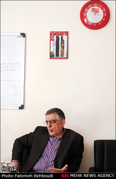 IMG15592163 انتقاد کرباسچی از نحوه رای دادن خاتمی در انتخابات مجلس